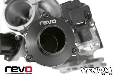 REVO Turbo Muffler Delete- VW/AUDI/SEAT/SKODA 1.8/2.0 TSi Engines - RV582M100300