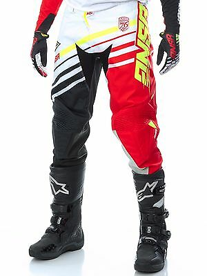 Answer White-Red-Black 2017 Alpha MX Pant
