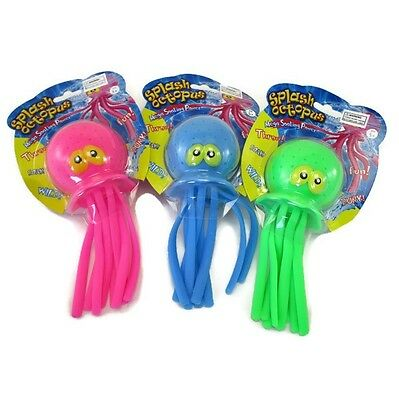 (3) Octopus Water Bombs Super Soakers