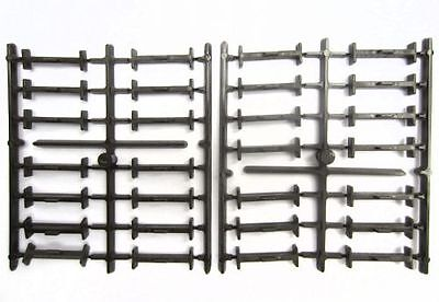 Piko 2 Set Track brackets for Straight Tracks scale G