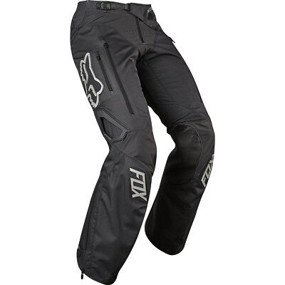 NEW Fox Racing 2017 Legion Ex Charcoal Over The Boot Offroad Adventure Pants