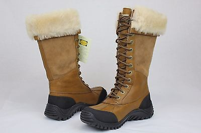 Snow Boots Brown UGG Adirondack Tall Womens Otter — HMG Properties