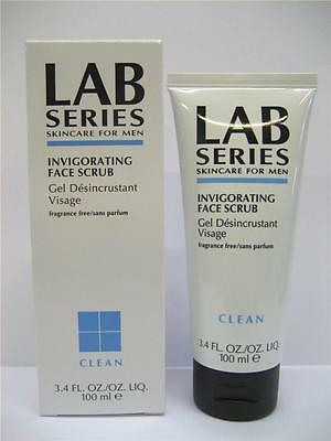 LAB SERIES aramis INVIGORATING FACE SCRUB 100 ml NEU&OVP Peeling