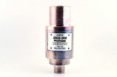 PolyPhaser DSX-DN IN-LINE EMP SURGE FILTER, 800MHz to 2.3GHz (14 pcs)