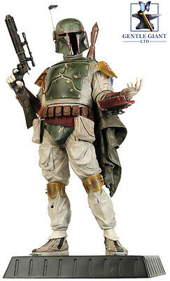ATTAKUS Boba Fett Statue Star Wars Limited Edition MIB