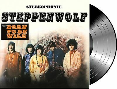 Lp Vinilo Steppenwolf Born To Be Wild New And Sealed Vinyl 180G 2013