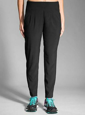 NEW Brooks Women's Chaser Pant Black / Size XS/  NWT