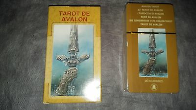 TAROT DE AVALON_78 cartas Editorial Lo Scarabeo New