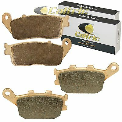 FRONT and REAR BRAKE PADS Fits HONDA VT1100T Shadow 1100 ACE Tourer 1998-2001