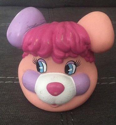 Pink Party Popple Plastic Head 1986 American Greetings Corp
