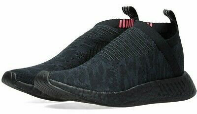 outlet store 445d3 9af30 ADIDAS NMD CITY Sock Black Red Boost Originals 100% AUTHENTIC Last Sizes  G27354