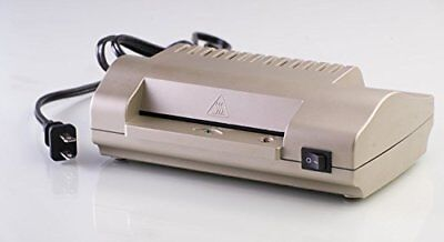 "ID Card Laminator - 4.5"" Teslin Pouch Laminating Machine - LMA 602 New"
