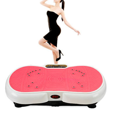 Ultra Thin Fitness Body Slimming Massage Slim VibrationOscillat Fitness Machine