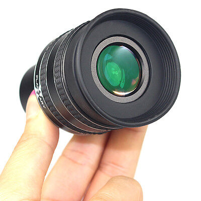 "F8mm 1.25"" 58° Wide Angle Planetary Telescope Eyepiece Lense for Astronomy Scope"