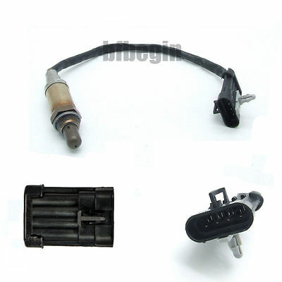 Universal Car 4 Wire O2 Oxygen Zirconia Lambda Sensor Probe W/ Protection Cover