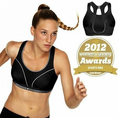 Award Winning New Dry Action System Shock Absorber Ultimate Run Sports Bra 34D
