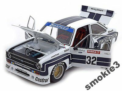 Ford Escort II RS 1800 Winner DRM Nurburgring 1:18 minichamps