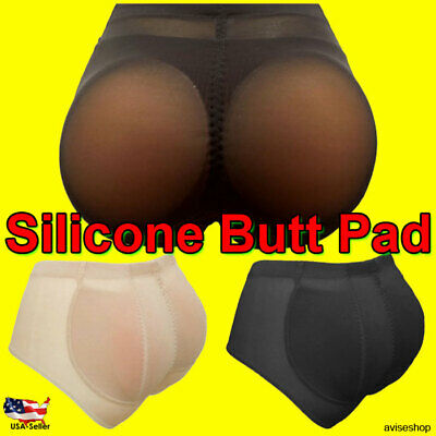 Brief Silicone Pads Butt Enhancer Shaper Panties Tummy Control  Big Push up Best