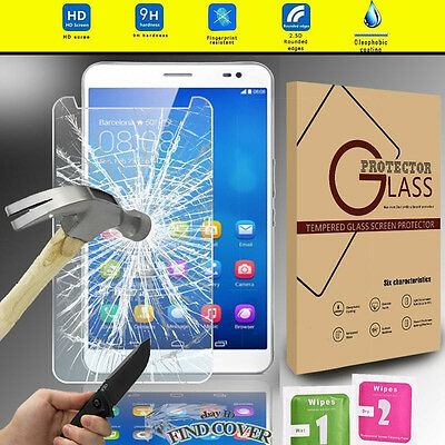 Genuine Tablet Tempered Glass Screen Protector For HuaWei Mediapad T1 7.0