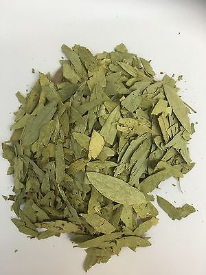 Senna Leaves (Fan Xie Ye) 50g Dry Herbal Tea Grade A Free UK P&P