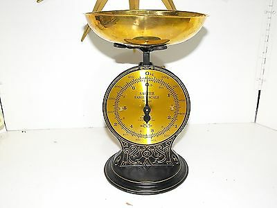 """Vintage Salter Antique Family Scale No 46 Great Condition """"L@@K"""""""