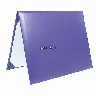 """10 Colors Smooth Diploma Certificate Cover 8 1/2"""" x 11""""  Diploma Cover"""