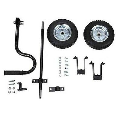 NEW! Wheel Kit For DS4000S Generator Never Flat Tires Tools Portable Pull Handle