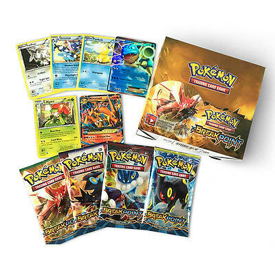 324Pcs/Set For Pokemon XY Version Cartoon Category Cards For Kids Children
