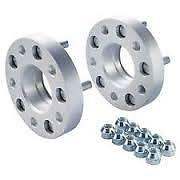 Ford Fiesta ST Hubcentric 20mm wheel spacers Bolt On Type 4x108 PCD 63.4CB
