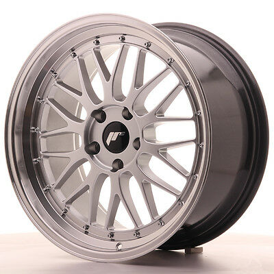 Llanta Japan Racing Jr23 19X9,5 Et35 5X120 Hiper Silver