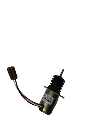 Back To Search Resultsautomobiles & Motorcycles Sincere Solenoid Relay Fuel Shutdown Shut Off Solenoid For Yanmar 119233-77932 John Deere Tractor Atv,rv,boat & Other Vehicle