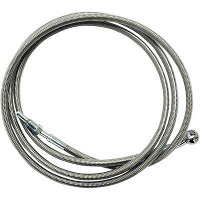"""Stainless Braided 78"""" Hydraulic Clutch Line 2014 & Up Harley-Davidson Touring"""