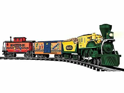 Lionel G Scale Battery Crayoal Railway Set 11548