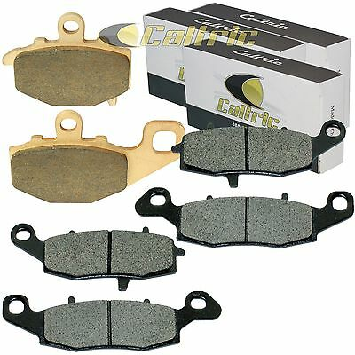 FRONT and REAR BRAKE PADS Fits KAWASAKI ER400 ER-4n 400 ABS 2011-2016