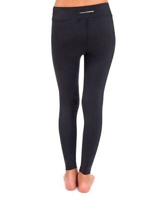 Tommie copper Core Compression Legging for girl and women (L:27.5-29 inch)