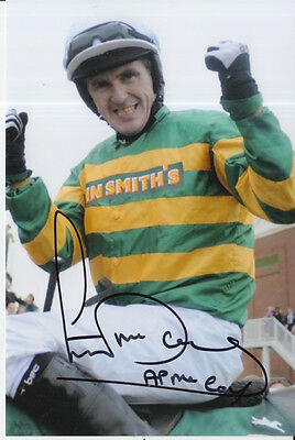 Ap Mccoy Hand Signed Don't Push It 6X4 Photo.