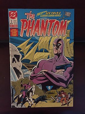 The Phantom Complete Mini-Series 1988 Peter David Falk