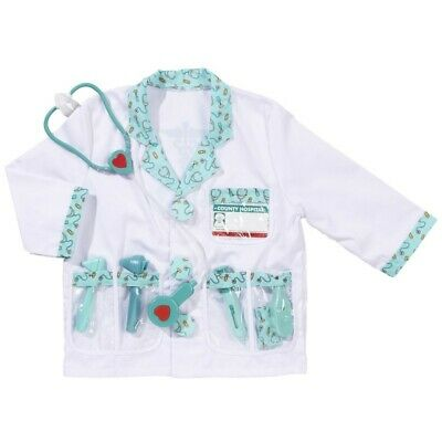 Melissa and Doug - Doctor Role Play Costume Set