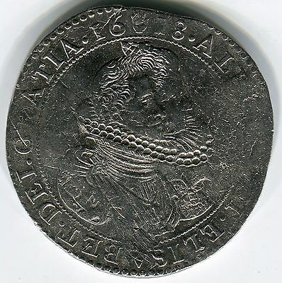 Netherland, Albert & Isabel 1618: Shipwreck from Hollandia 1743, Antwerp mint