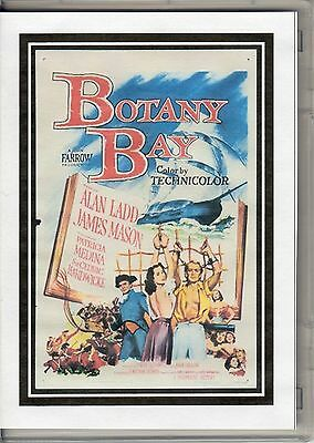 Botany Bay  Alan Ladd And James Mason  All Region Dvd