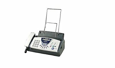 Brother Ribbon Transfer Technology Fax-575 Personal Fax with Phone and Copier