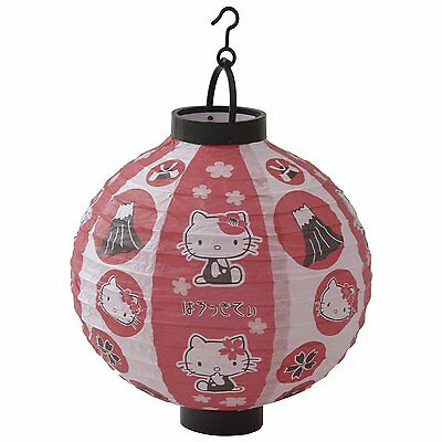 Sanrio Hello Kitty LED Paper Lantern Chochin New F/S