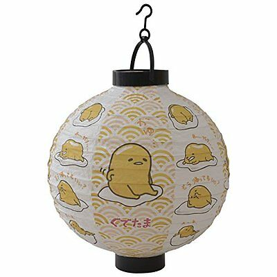 Sanrio Gudetama LED Paper Lantern Chochin New From Japan F/S #1740