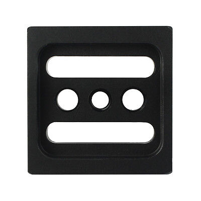 Universal Telescope Dovetail mounting plate for Equatorial Tripod Astronomy New