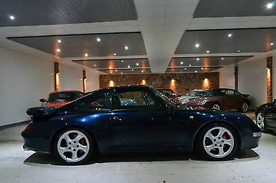 Porsche 911 3.6 993 Turbo AWD 2dr