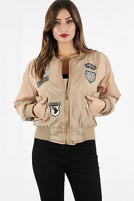 Mens Designer Lightweight Army Military Bomber Jacket Scooter 1970's Coat Top