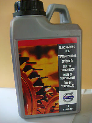 Volvo Genuine 1 L Automatic Transmission Fluid 1161540 New
