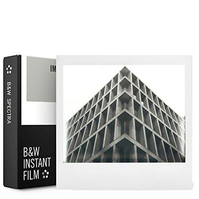 Impossible Black & White Instant Film for Spectra type Polaroid Cameras
