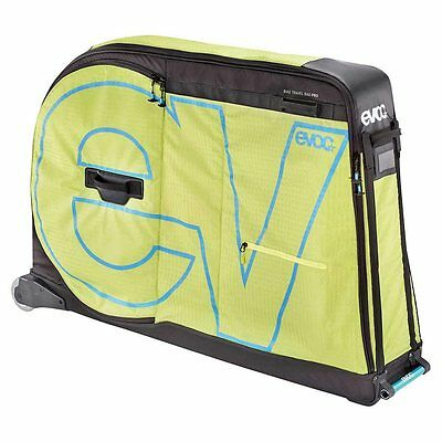 EVOC, Bike Travel Bag Pro, Bicycle Travel Bag, Bike Bicycle Transport Bag, Lime
