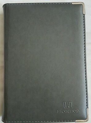 Honda Civic Owners Manual Handbook Guide & Service Book with Wallet Pack